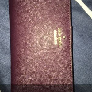 kate spade Bags - Kate spare wallet like brand new